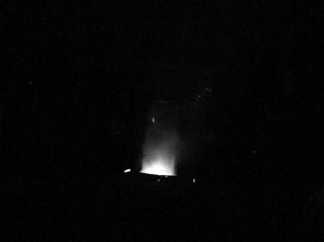 filmer la musique, Uzeste Musical - Lubathyscaphka, spectacle dans l'obscurité