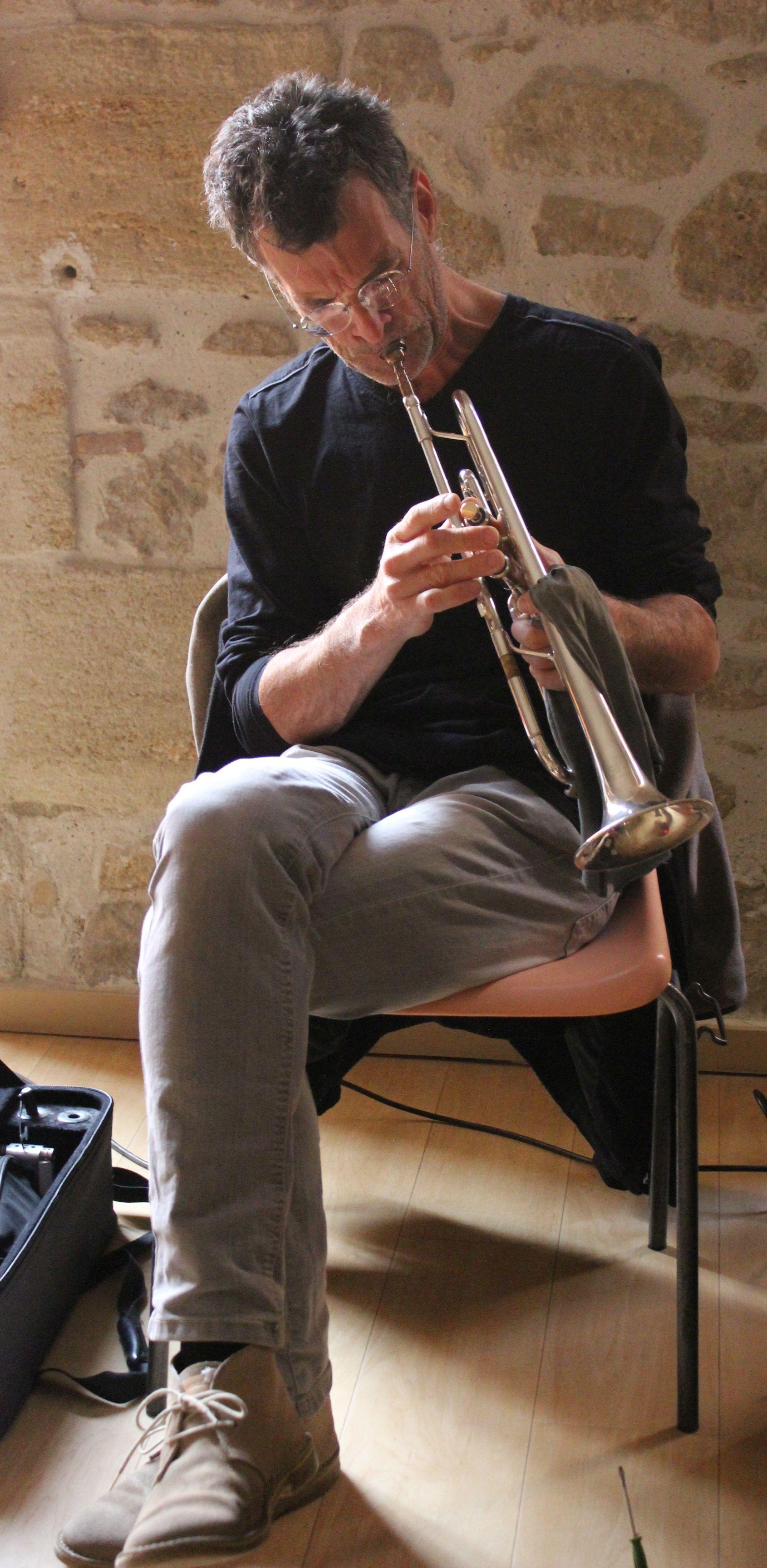 sieste musicale au centre culturel des Carmes de Langon, 2 décembre 2017 - Photo : Muriel, Carmes