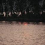 fond ecran 090502 coucher soleil lac hostens