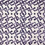 mosaique facon alhambra-linoleum1